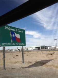 Big TX Welcome!